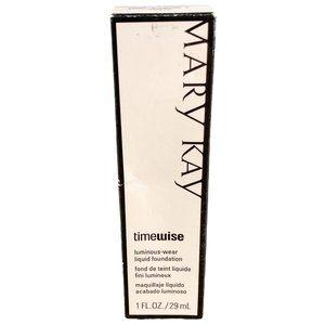 Mary Kay TimeWise Luminous Wear Foundation Ivory 2